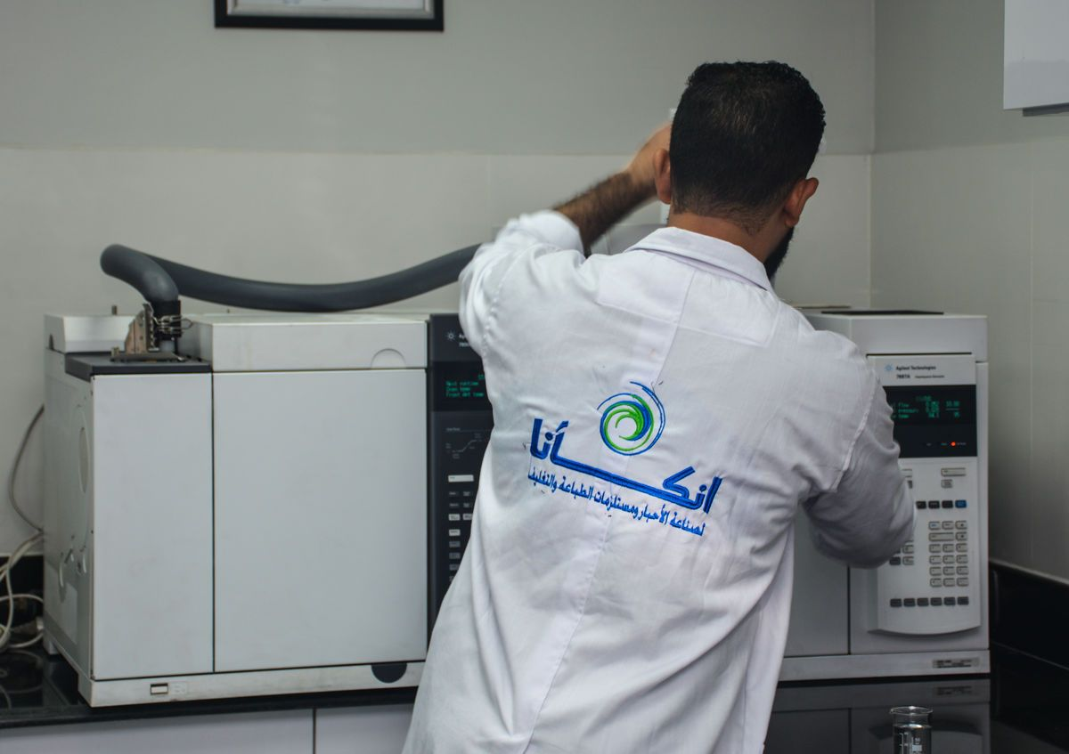 Enkana Printing Inks | is one of the leading Egyptian Flexo & Roto ink manufacturers